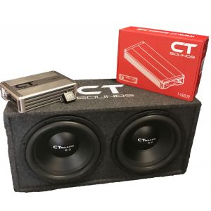 CT Sounds - B-BOX-D-12-2.0