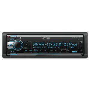 Kenwood - KDC-BT572U