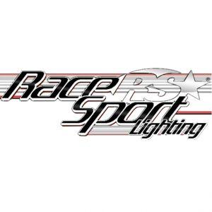 RaceSport - RS4X6SH4LED-W-[A]